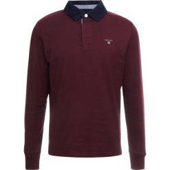 GANT THE ORIGINAL HEAVY RUGGER Koszulka polo purple fig. Czerwone koszulki polo GANT, m, z bawełny, z długim rękawem. Za 379,00 zł.