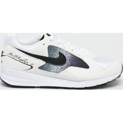 Nike Sportswear - Buty Air Skylon II. Szare halówki męskie marki Nike Sportswear, z materiału, na sznurówki. Za 399,90 zł.