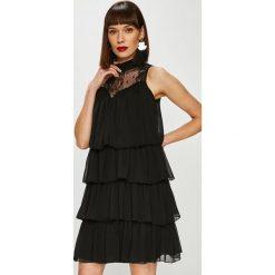Trendyol - Sukienka. Czarne sukienki koronkowe marki Mohito, l, proste. Za 159,90 zł.