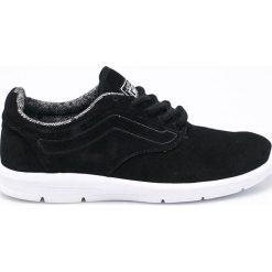 Vans - Buty Iso 1.5. Czarne buty sportowe damskie marki Vans, z materiału. W wyprzedaży za 269,90 zł.