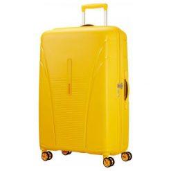 Walizki: American Tourister Walizka Skytracer 77 Cm Żółta