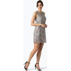 More & More - Sukienka damska, szary. Szare sukienki hiszpanki More & More, na co dzień, w kwiaty, z koronki. Za 459,95 zł.