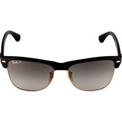 RayBan CLUBMASTER  Okulary przeciwsłoneczne black grey gradient. Czarne okulary przeciwsłoneczne damskie clubmaster marki Sinsay. Za 799,00 zł.