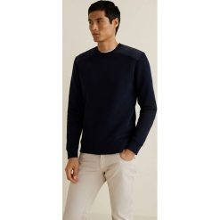 Mango Man - Bluza Corsini. Szare bluzy męskie rozpinane marki MEDICINE, l, z bawełny, bez kaptura. Za 159,90 zł.