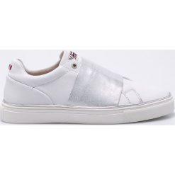 Napapijri - Buty Alicia. Szare buty sportowe damskie marki Napapijri, z gumy. W wyprzedaży za 319,90 zł.