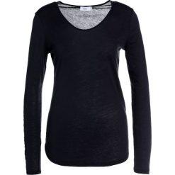 Bluzki asymetryczne: CLOSED Bluzka z długim rękawem black