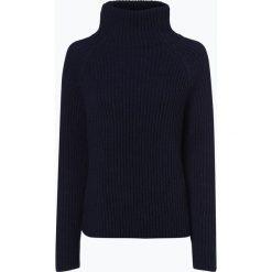 Drykorn - Sweter damski z dodatkiem alpaki – Arwen, niebieski. Niebieskie swetry klasyczne damskie DRYKORN, s, z materiału. Za 569,95 zł.