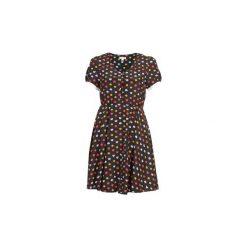 Sukienki krótkie Kling  ELODIE. Szare sukienki Kling, m, z krótkim rękawem, mini. Za 183,20 zł.