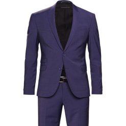 DRYKORN LEWIS Garnitur navy. Niebieskie garnitury marki DRYKORN, z elastanu. W wyprzedaży za 1007,20 zł.