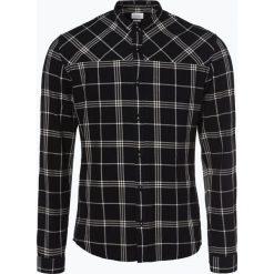 Marc O'Polo Denim - Koszula męska, niebieski. Szare koszule męskie marki Polo Ralph Lauren, l, z bawełny, button down, z długim rękawem. Za 299,95 zł.