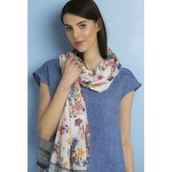 Szaliki damskie: Wiosenny, kolorowy szal