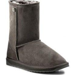 Buty EMU AUSTRALIA - Platinum Stinger Lo U10002 Charcoal. Szare buty zimowe damskie marki EMU Australia, z gumy. Za 799,00 zł.