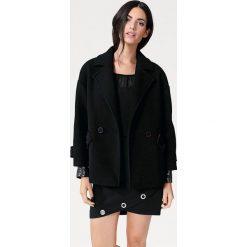 Odzież damska: Kurtka w kolorze czarnym