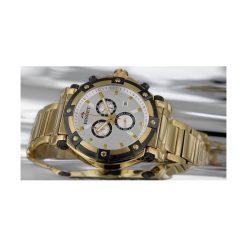 Zegarki męskie: Bisset BSDC77GISX05AX - Zobacz także Książki, muzyka, multimedia, zabawki, zegarki i wiele więcej
