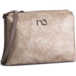 Torebka NOBO - NBAG-F2850-C019 Beżowy. Brązowe listonoszki damskie marki Nobo, ze skóry ekologicznej. W wyprzedaży za 129,00 zł.