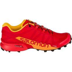 Buty sportowe męskie: Salomon Buty męskie Speedcross Pro 2 Fiery Red/Bright Marigold/Black r. 45 1/3 (398428)