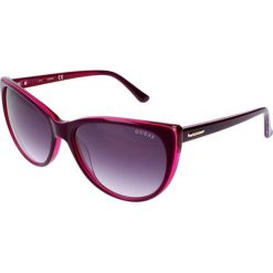 """Okulary przeciwsłoneczne damskie: Okulary przeciwsłoneczne """"GU7427"""" w kolorze fioletowym"""