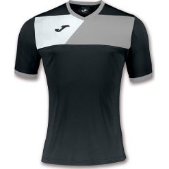 Koszulki do piłki nożnej męskie: Joma sport Koszulka męska Crew II czarna r. XL (100611.111)