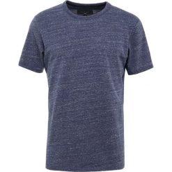 Rag & bone JAMES Tshirt basic blue. Niebieskie koszulki polo rag & bone, l, z bawełny. Za 459,00 zł.
