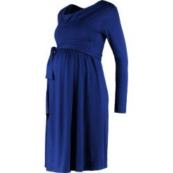 Sukienki hiszpanki: Envie de Fraise BULLE Sukienka z dżerseju deep blue