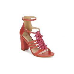 Sandały Fericelli  SARRENTI. Czerwone sandały damskie Fericelli. Za 511,20 zł.