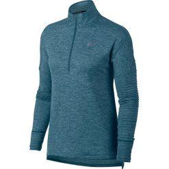 Bluzy damskie: bluza do biegania damska NIKE THERMA ELEMENT SPHERE HALF ZIP / 855521-407 – NIKE THERMA ELEMENT SPHERE HALF ZIP