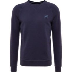 BOSS CASUAL WYAN Bluza dark blue. Niebieskie bluzy męskie BOSS Casual, m, z bawełny. Za 499,00 zł.