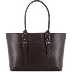 Torebka damska 83-4E-911-4. Czarne torebki klasyczne damskie Wittchen, duże. Za 349,00 zł.
