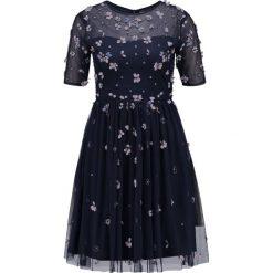 Sukienki hiszpanki: Lace & Beads Petite BABY DRESS Sukienka koktajlowa navy