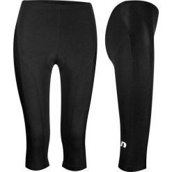 Bryczesy damskie: Newline  Damskie spodnie za kolano czarne r. S (20400-S)