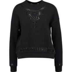 Bluzy rozpinane damskie: Ivyrevel MIRELLA Bluza black