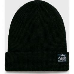 Columbia - Czapka. Czarne czapki zimowe męskie Columbia, z dzianiny. W wyprzedaży za 99,90 zł.