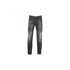 Jeansy straight leg Diesel  LARKEE-BEEX. Szare jeansy męskie Diesel. Za 619,00 zł.