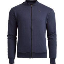 Bluza męska BLM603 - antracyt - Outhorn. Brązowe bluzy męskie rozpinane Outhorn, na lato, m, z bawełny. W wyprzedaży za 69,99 zł.