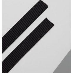 Naszyjniki damskie: Topshop STONE FABRIC Naszyjnik crystal/black