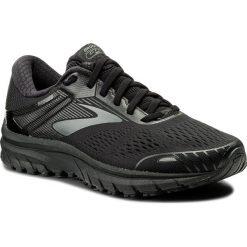 Buty BROOKS - Adrenaline GTS 18 110271 1D 026 Black/Black. Czarne buty do biegania męskie Brooks, z materiału. W wyprzedaży za 409,00 zł.