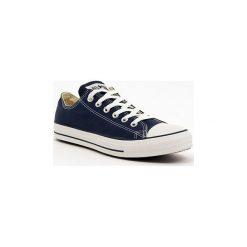 Buty Dziecko Converse  ALL STAR NAVY OX. Niebieskie trampki chłopięce Converse, retro. Za 210,56 zł.