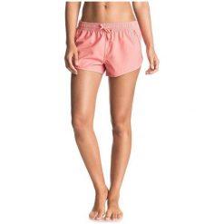 Roxy Spodenki Noo Bai Short J Shell Pink M. Różowe spodenki sportowe męskie marki Roxy, z materiału, sportowe. W wyprzedaży za 84,00 zł.