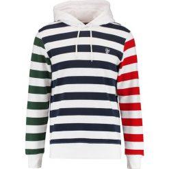 HUF KENNEDY Bluza z kapturem white. Czarne bluzy męskie rozpinane marki HUF, z gumy. Za 399,00 zł.