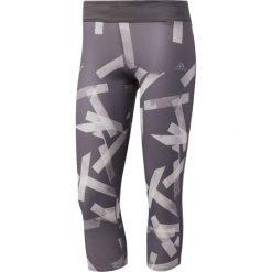 Adidas Spodnie RS 3/4 Q3  szare r. L (BS2718). Szare spodnie sportowe damskie marki Adidas, l. Za 183,93 zł.