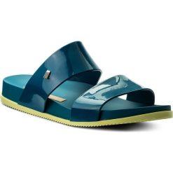 Chodaki damskie: Klapki MELISSA - Cosmic Ad 31613 Blue/Yellow 50540