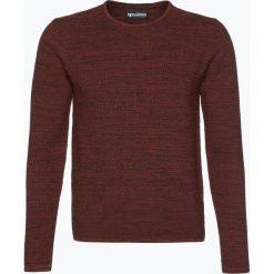Swetry męskie: Minimum – Sweter męski – Reiswood, czerwony