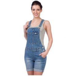 Pepe Jeans Kombinezon Damski Jessica S Niebieski. Niebieskie jeansy damskie marki Pepe Jeans. W wyprzedaży za 215,00 zł.