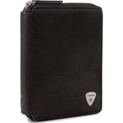 Duży Portfel Męski STRELLSON - Harrison 4010001475 Black 900. Czarne portfele męskie marki Strellson, ze skóry. W wyprzedaży za 199,00 zł.