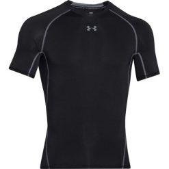 Odzież termoaktywna męska: Under Armour Koszulka męska HeatGear Armour Compression Black r. XL (1257468001)