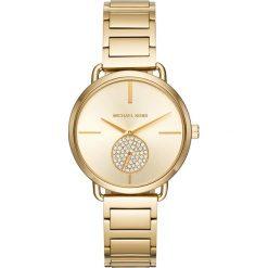Zegarek MICHAEL KORS - Portia MK3639 Gold/Gold. Żółte zegarki damskie Michael Kors. Za 1149,00 zł.