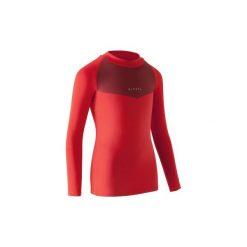 Podkoszulek Keepdry 100. Czerwone odzież termoaktywna męska KIPSTA, ze skóry. Za 24,99 zł.