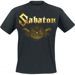 Sabaton Carolus Rex Platin T-Shirt czarny. Czarne t-shirty męskie Sabaton, xl. Za 89,90 zł.