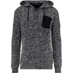 Swetry klasyczne męskie: Billabong RYBA Sweter black heather