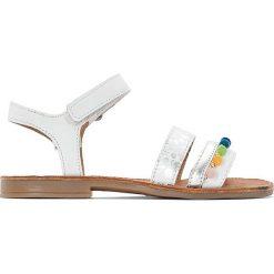 Sandały dziewczęce: Sandały Happy Pompon